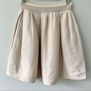 3.1 Phillip Lim A-Line Flared Mini Skirt